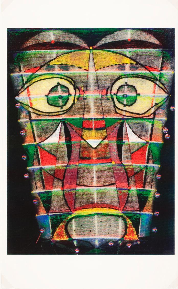 Ti Ecaf Series: #2, 1987