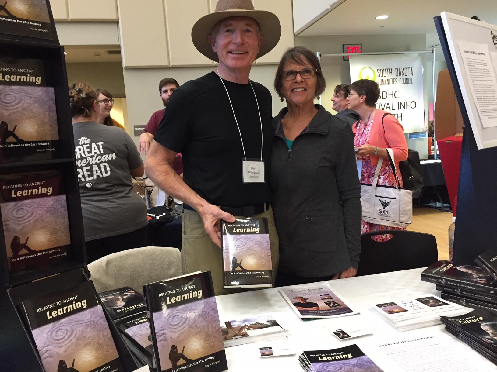 SD Festival of Books Brookings SD 4 Sep 21-22 2018.JPG
