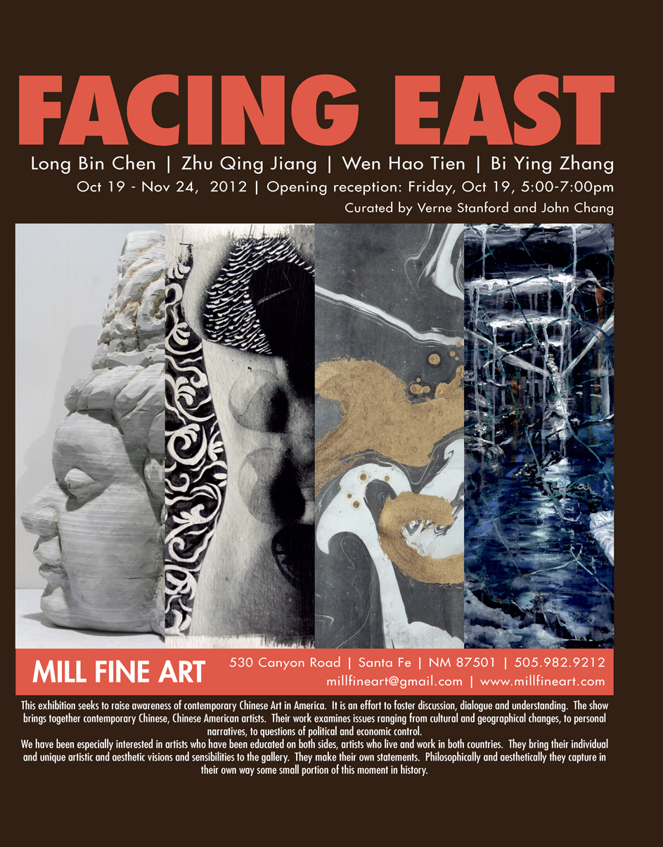 Mill Fine Art.Santa Fe. 2012 -