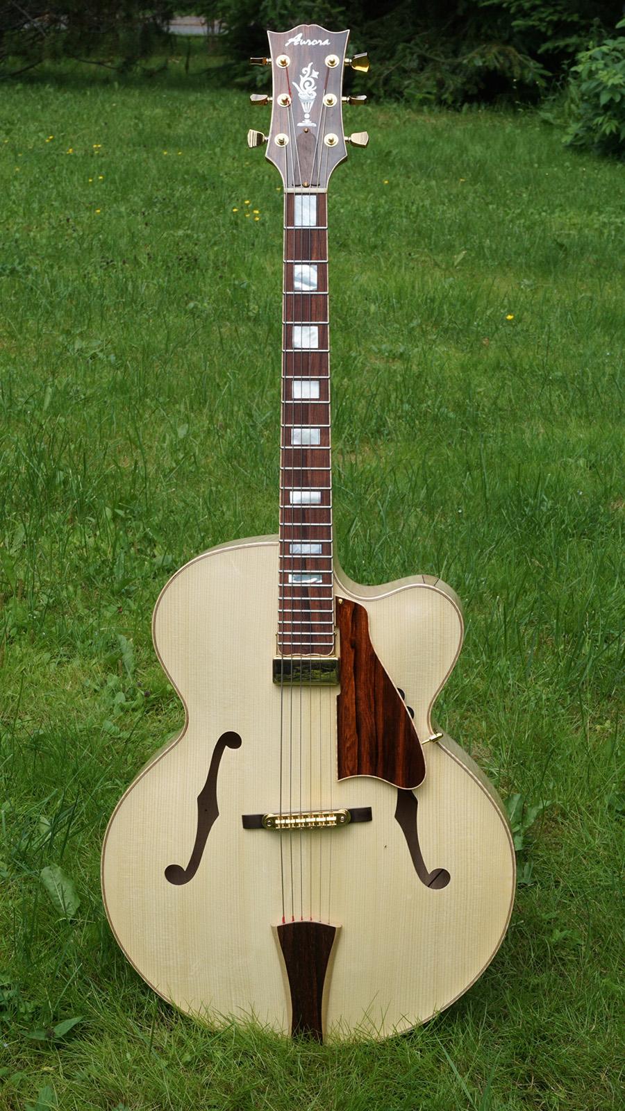 Aurora Guitars - Tervakoski