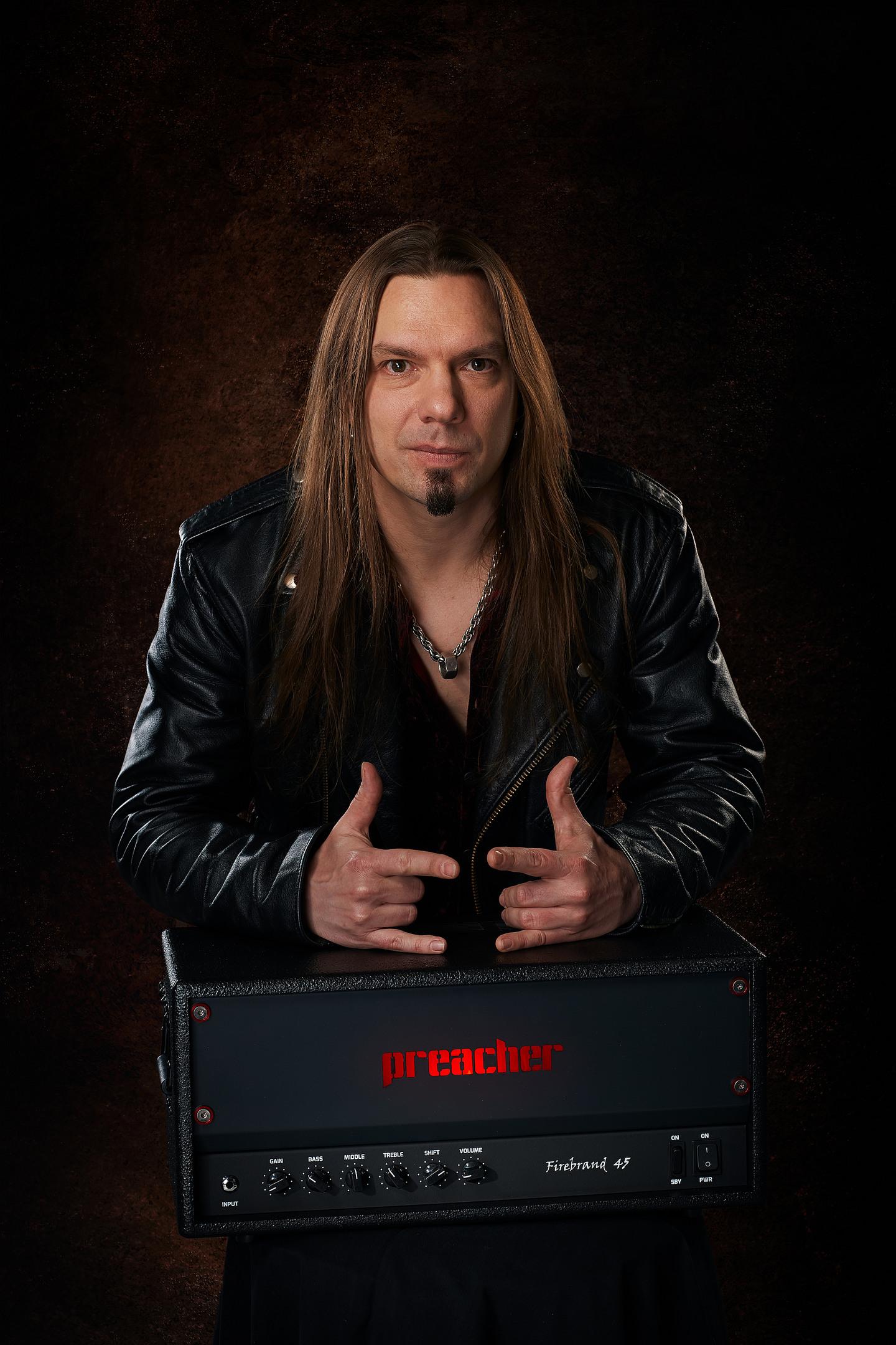 Preacher Amplifiers - Hämeenlinna
