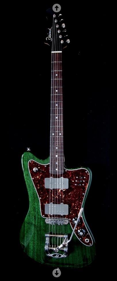 Deimel Guitarworks - Saksa