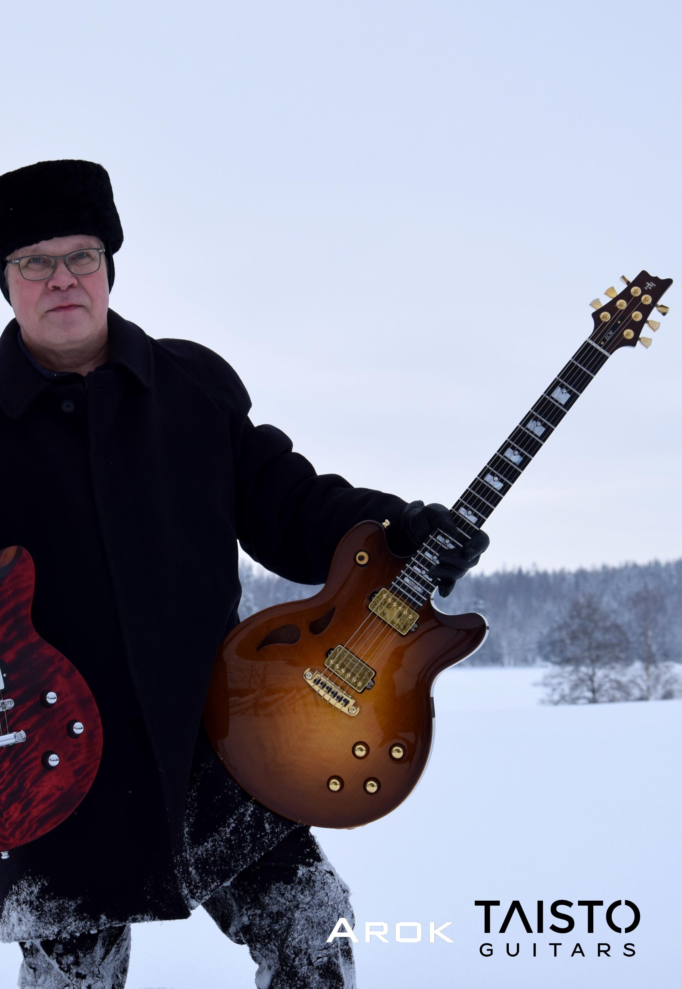 Taisto Guitars - Lempäälä