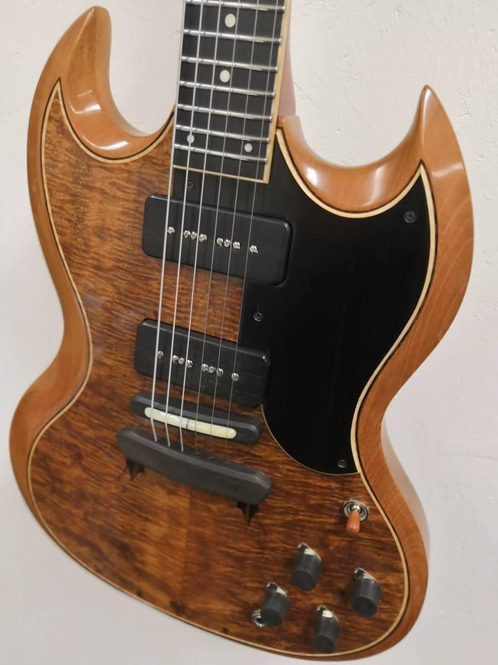 Morgan Guitars - Helsinki