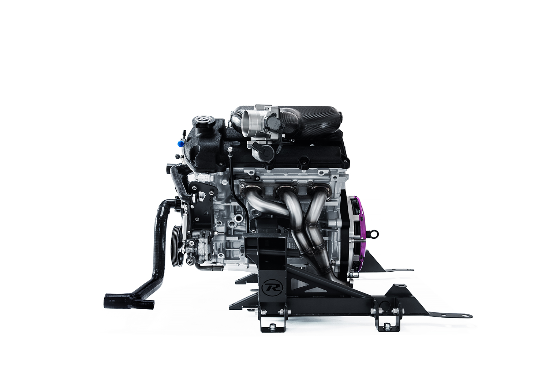 Rocketeer engine conversion with Jaguar AJ30 V6