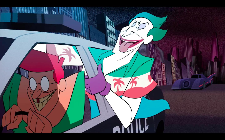 joker hangover -