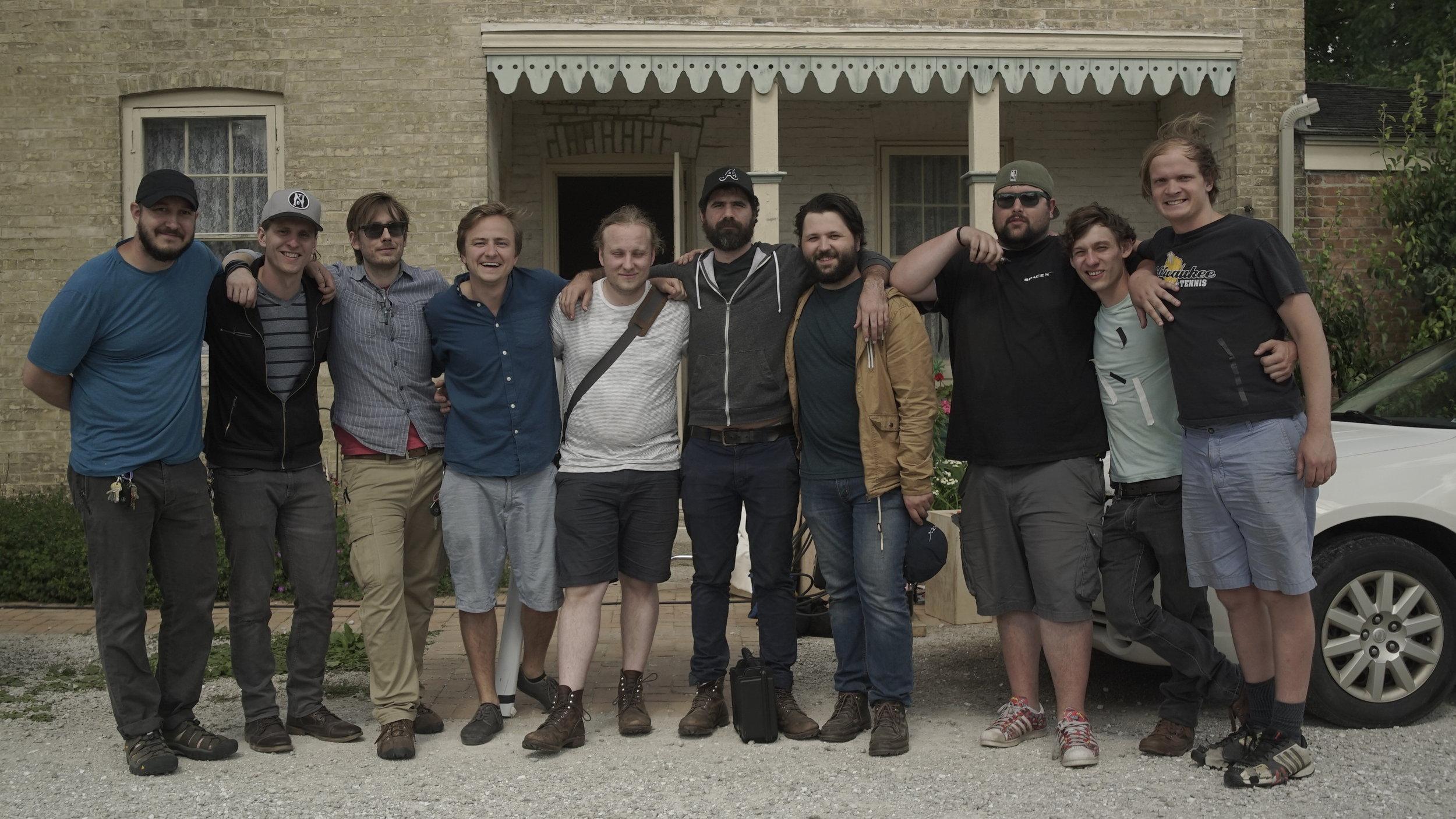 Crew of Mount Liptak