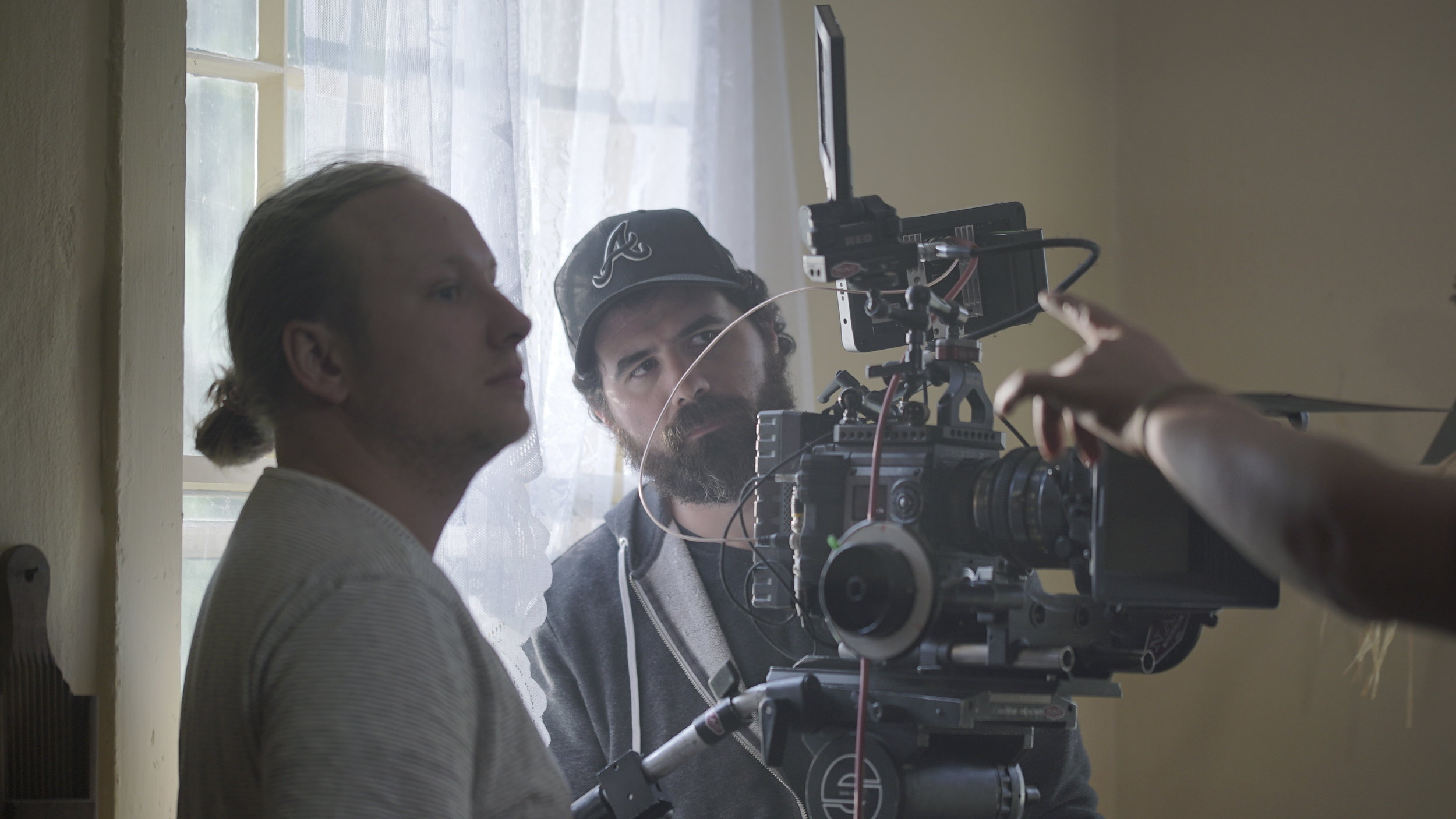 Behind the Scenes - The Cast and Crew of Mount Liptak are not only talented, but also incredibly hard-working. Take a look through the gallery of behind the scenes photos to see how we pulled off some of the shots in Mount Liptak.