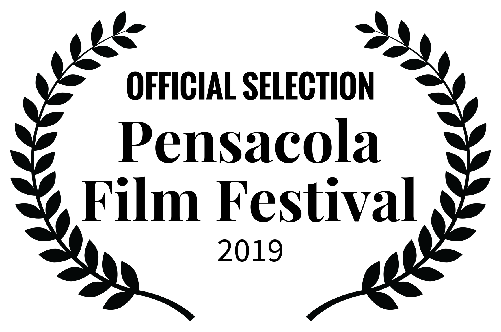 OFFICIAL SELECTION - Pensacola Film Festival - 2019.png