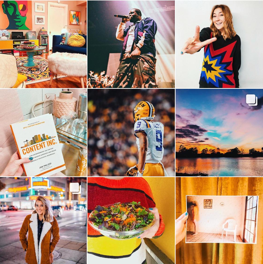 Jordan Hefler's Instagram Feed