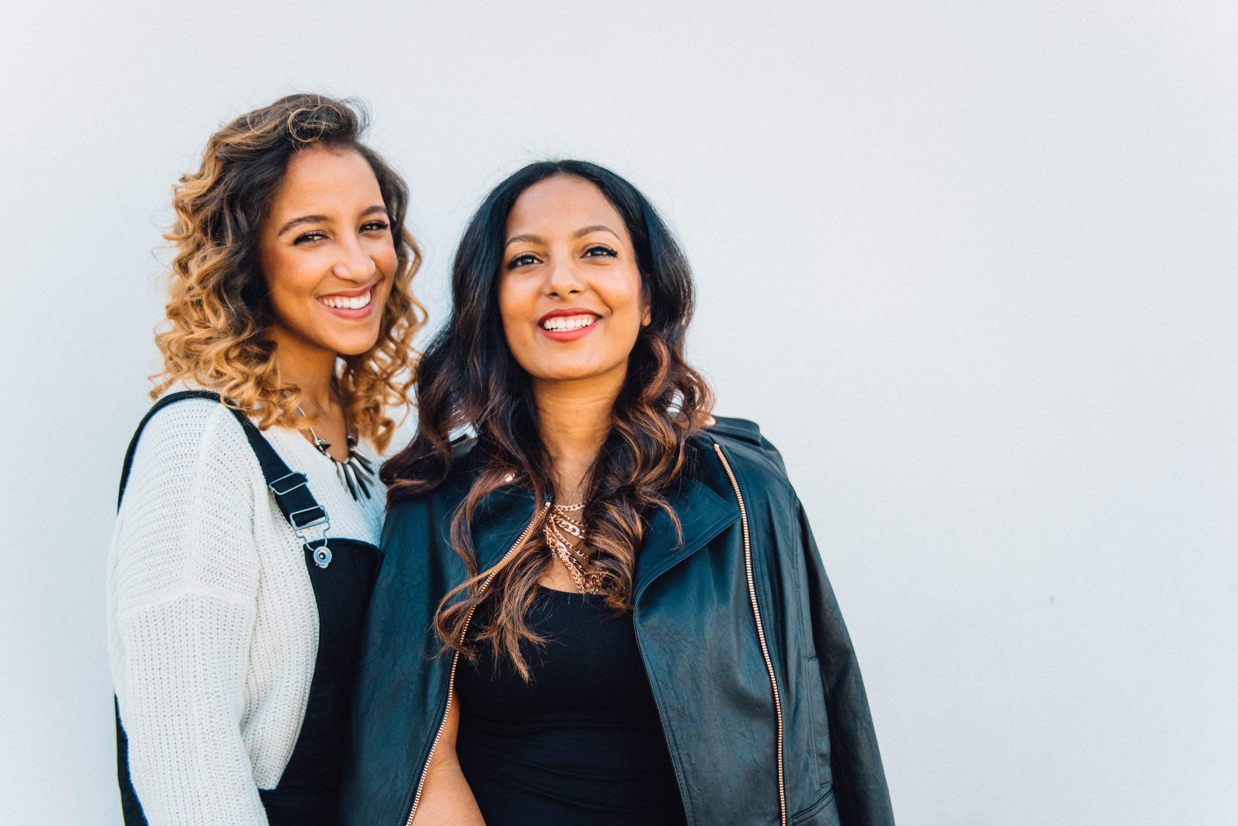 Raina Vallot + Sherin Dawud, Founders of  Power Pump Girls