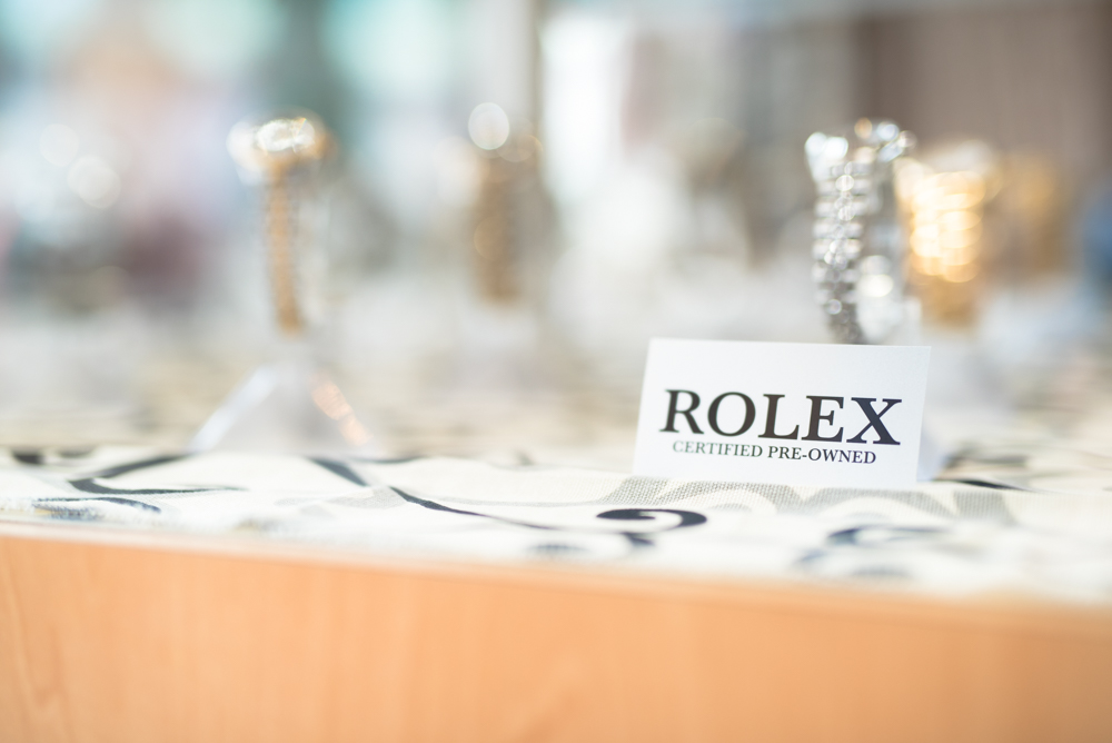 Certified Pre-Owned Rolex - Indulgence's other guilty pleasure is certified pre-owned Rolex watches. Regarded as one of the most distinguished brands in high-end watches, Rolex' style and innovation make them a highly coveted luxury item. Indulgence strives to seek out these prized possessions, advance them back to their original state as best they can, and provide access to them at a reasonable cost to their clientele.Indulgence's pre-owned Rolex watch selection is constantly changing. Please contact or visit them to see what they have available in-stock, or tempt them with a special request.