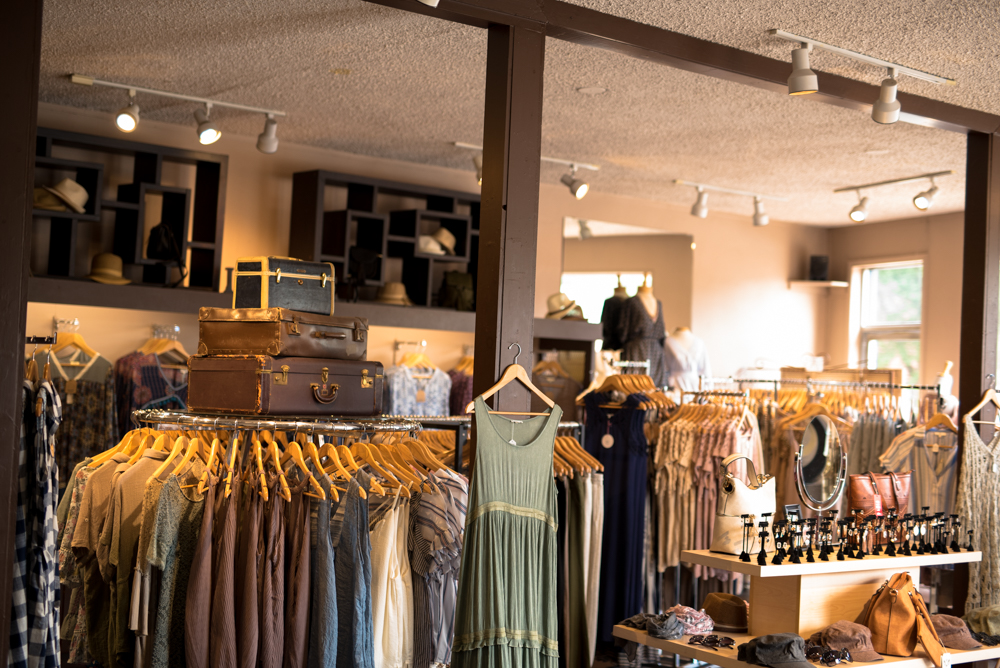 Womens Apparel - Coupled with the fine jewelry and watches, Indulgence also houses a boutique clothing store. They seek to offer one of a kind, comfortable, everyday wears. Like them on Facebook, and follow them on Instagram to keep up with their latest trends.