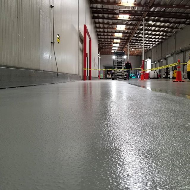 Extreme high traffic chemical resistant industrial epoxy floor.  This major Sacramento beer distributer needed an industrial floor for a battery recharging area capable of withstanding battery acid as well as impacts from heavy pallets.  We delivered this beautiful and highly specialized floor that will exceed all of  our client's needs.  #BallisticConcreteCoatings #GoBallistic  #EpoxyFlooring#DecorativeConcrete #EpoxyFloor#EpoxyPaint#Renovation#Remodel #Makeover #Concrete#ConcreteFloor#ConcreteCoatings #IndustrialFlooring #EpoxyCoatings#EpoxyFloorCoatings #IndustrialCoatings #CustomGarage#FlooringIdeas #WarehouseFlooring #IndustrialEpoxy #FlooringInstallation #EpoxyInstallation #Industrial #Construction #ConstructionLife #Sacramento #sacramentoconstruction