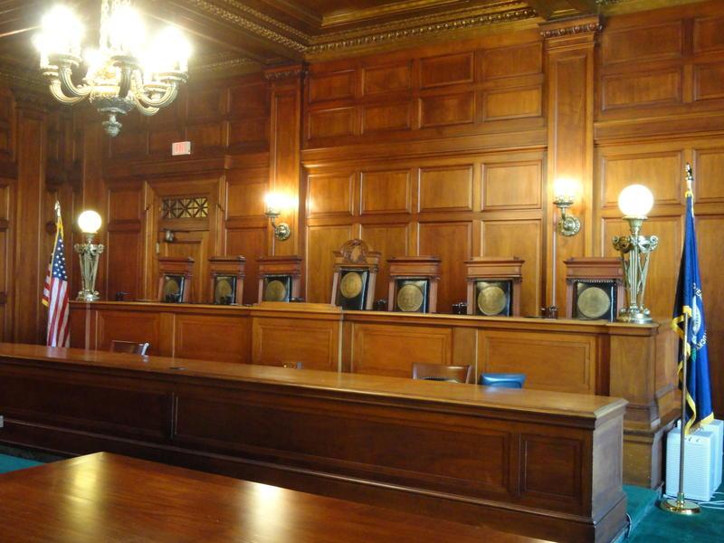 Kentucky Supreme Court Chambers