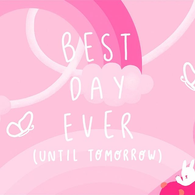"""We just released a lyric video on YouTube for Audrey's title track, """"Best Day Ever (Until Tomorrow)."""" Check it out and subscribe! ⠀ ⠀ https://www.youtube.com/watch?v=nYRvDDQUP6o⠀ ⠀ ---⠀ #newalbum #musician #lyricvideo #pop #talentedkid #album #music #newmusic #album #artist #producer #musician #singer #nickradio #songwriter #studio #musicproducer #songwriter #newsong #song ⠀ #funkidsradio #instamusic #pop #radiodisney #kidzbop #funkidsradio #musicproducer  #musicnews #bigkid #KIDJAM_Radio @Brat @littlerockersradio @radiodisney @nickradio @popjam @funkidsradio @kidsplacelive⠀ @kidsplacelive  @funkidsradio @kidsplacelive @KIDJAM_Radio @iHeartRadio"""