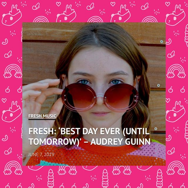 Thanks @talkaboutpopmusic for the nice review of Audrey's new album!⠀ ⠀ ---⠀ ⠀ #newalbum #review #pop #talentedkid #album #music #newmusic #blogger #album #musicvideo #UGC #producer #production #singer #nickradio #studio #musicproducer #songwriter #newsong #song #dance #instamusic #pop #radiodisney #kidzbop #funkidsradio  #musicproducer  #musicnews #bigkid #KIDJAM_Radio @Brat @littlerockersradio @radiodisney @nickradio @popjam @funkidsradio @kidsplacelive  @funkidsradio @kidsplacelive @KIDJAM_Radio @iHeartRadio @PopJam ⠀⠀ ⠀