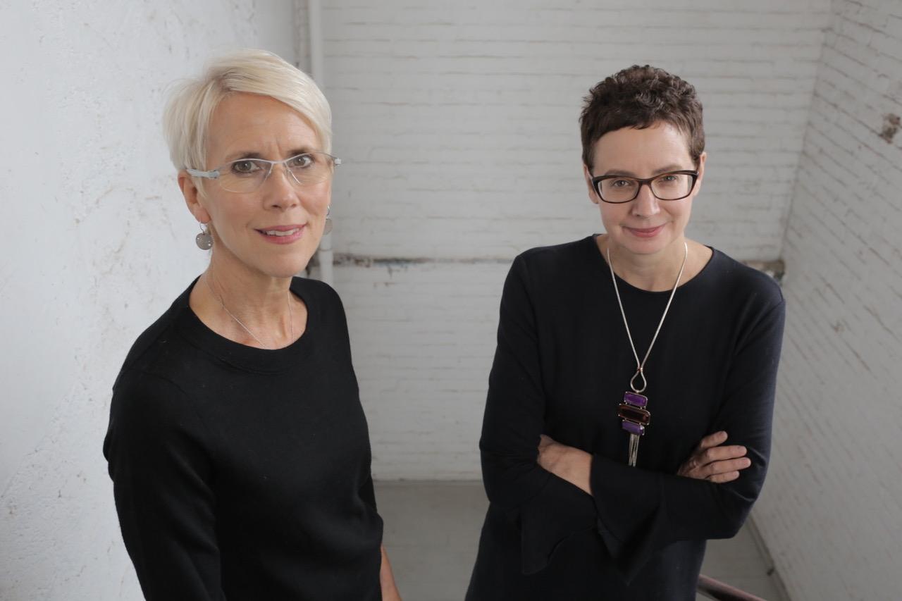 LeeAnn (left)& Deborah (right).