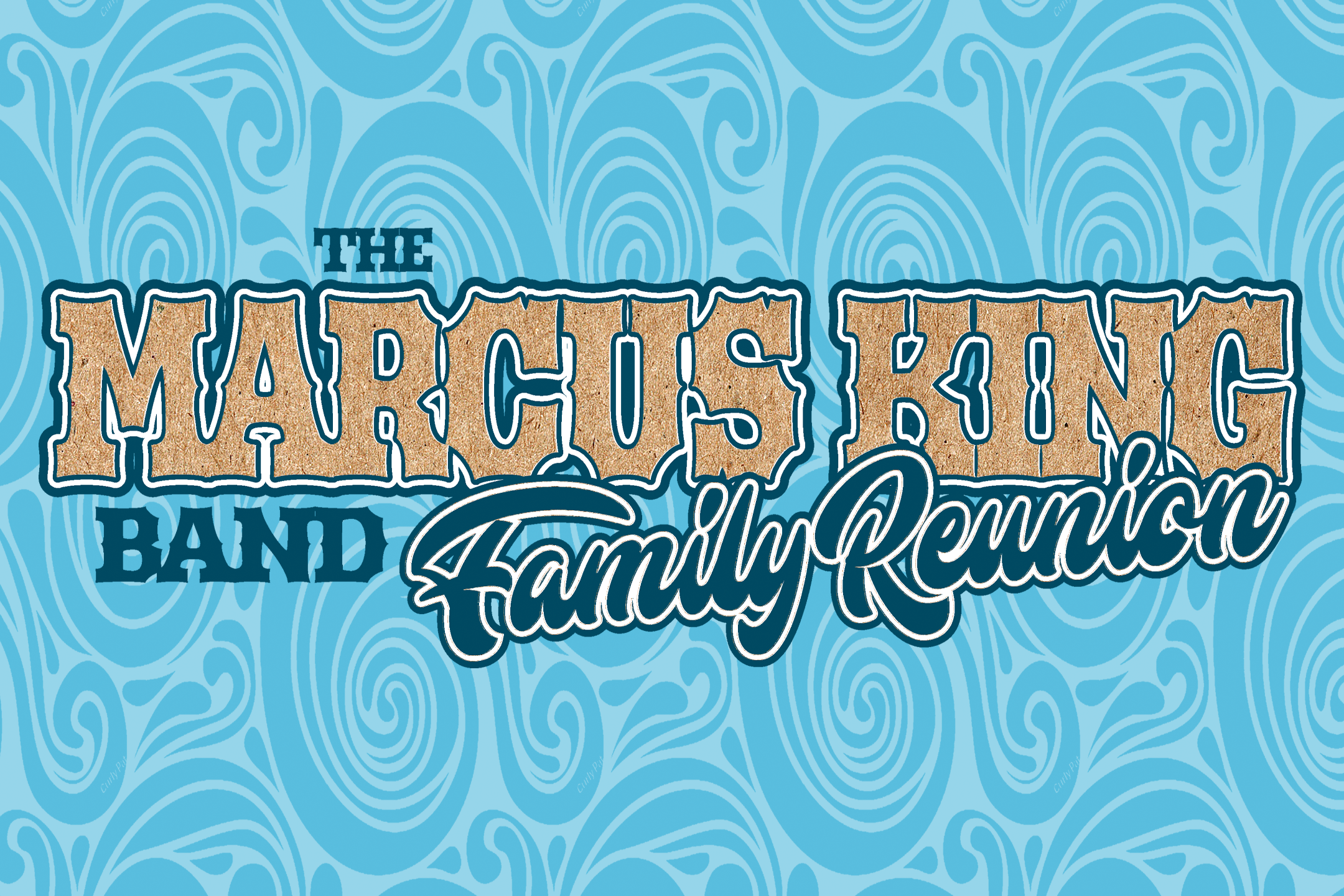 The Marcus King Band Family Reunion Header