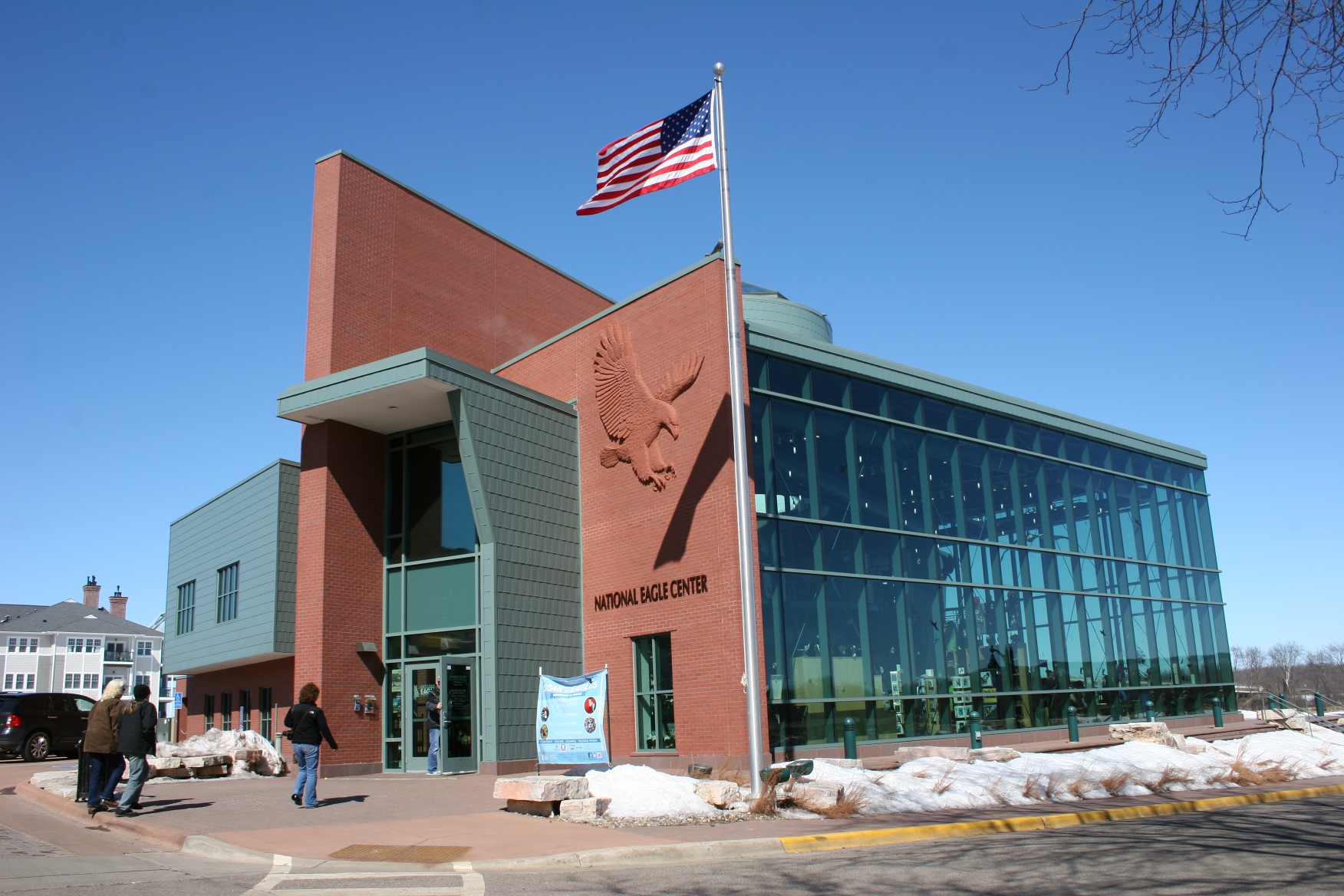 National Eagle Center -