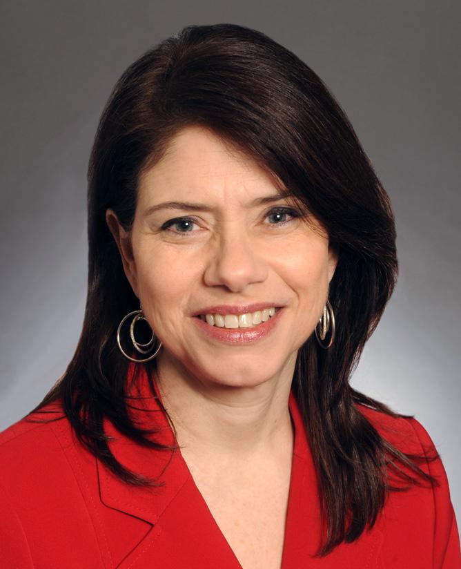 MN State Senator Kari Dziedzic