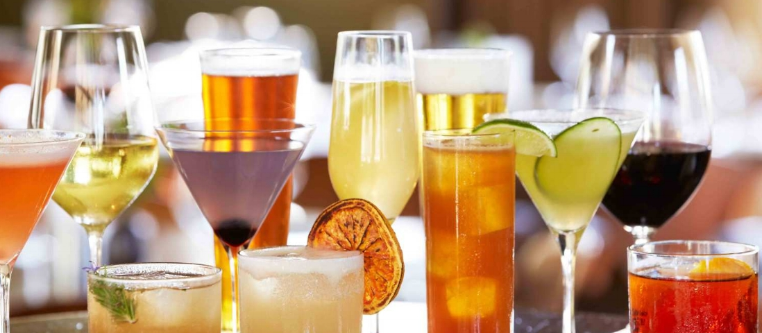 Creative Cocktails, Hand Selected Wine & Craft Beer
