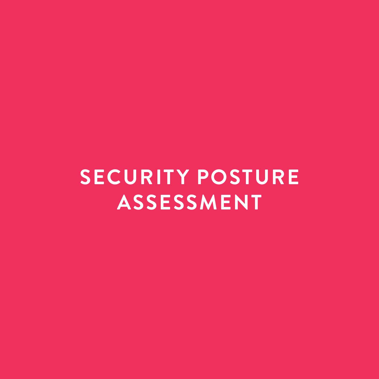 Security posture assessment situational awareness gap assessment