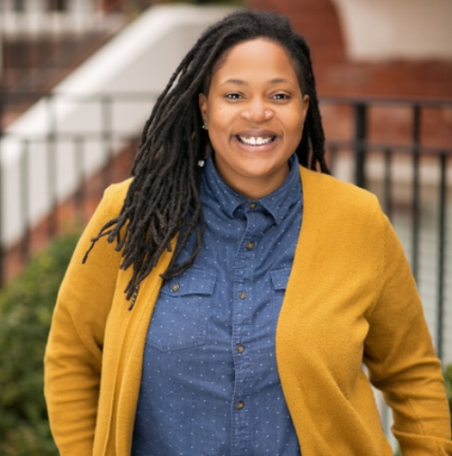 Mary Hooks, Co-Director Southerners On New Ground