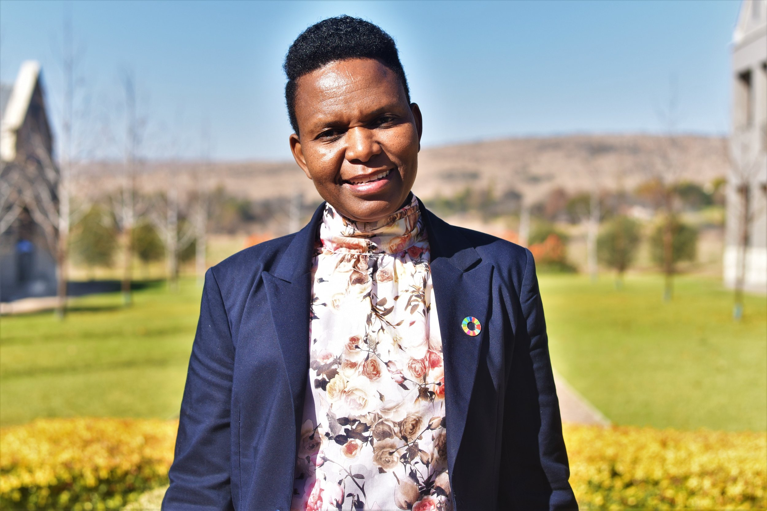 Dorah Marema | Director, GenderCC Southern Africa-Women for Climate Justice (@maremadorah)