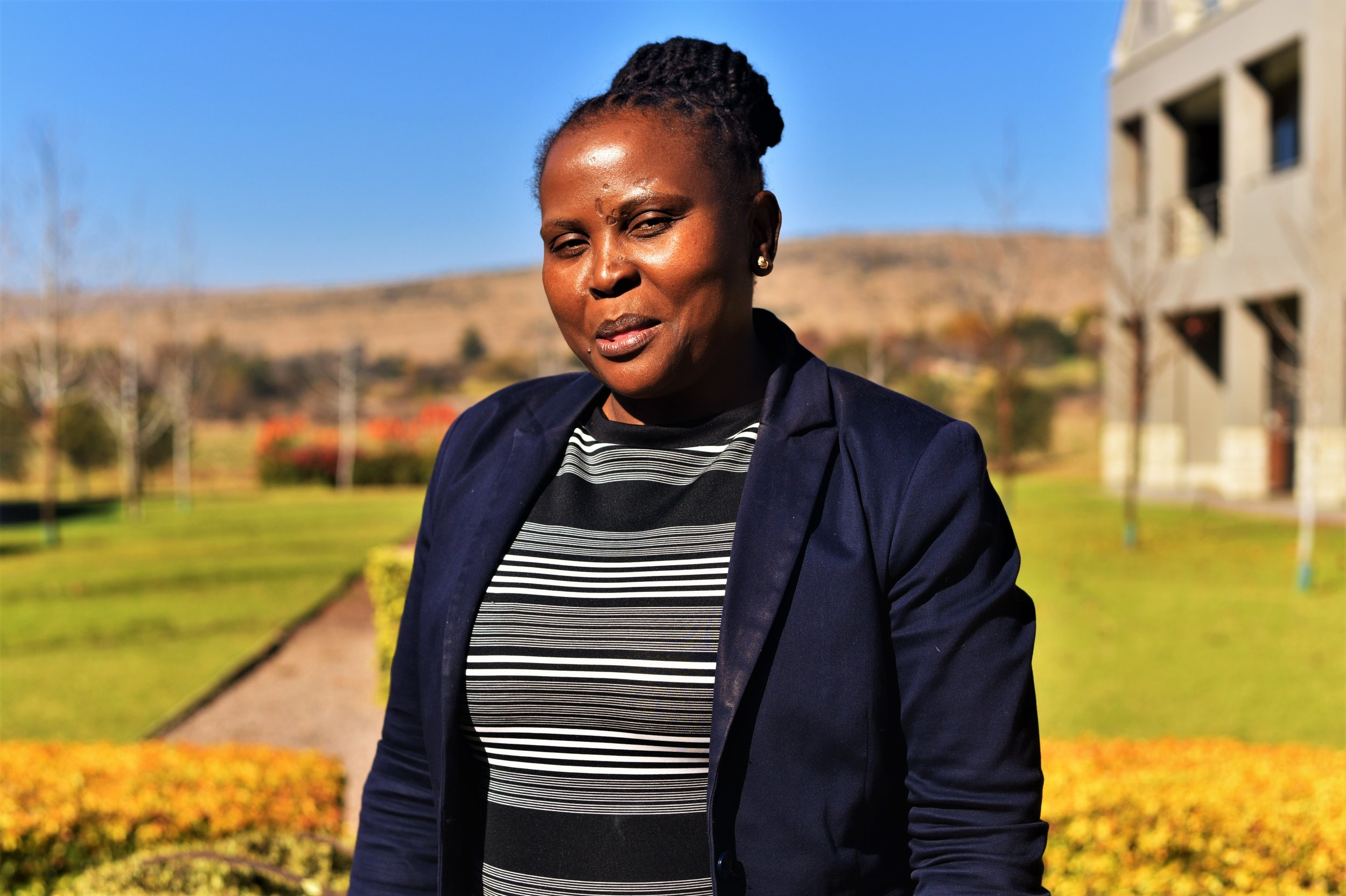 Constance Mogale | National Coordinator, Rural Democracy Trust (@mampatsana1)