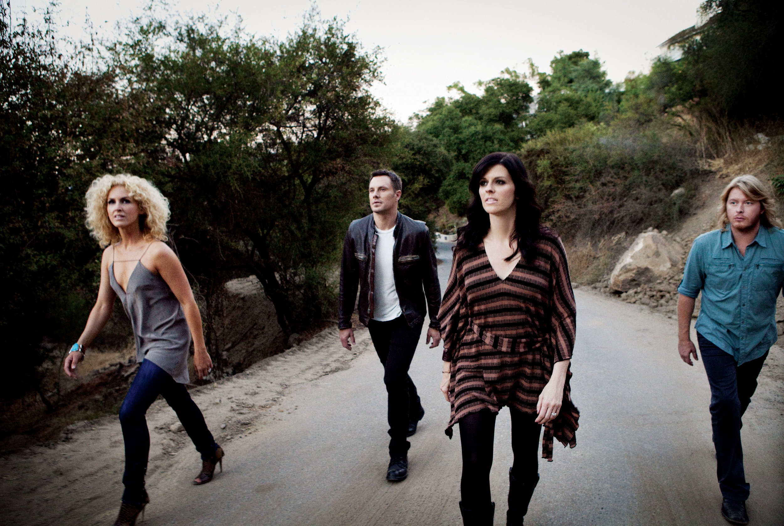 Little Big Town - Augusta, 2013