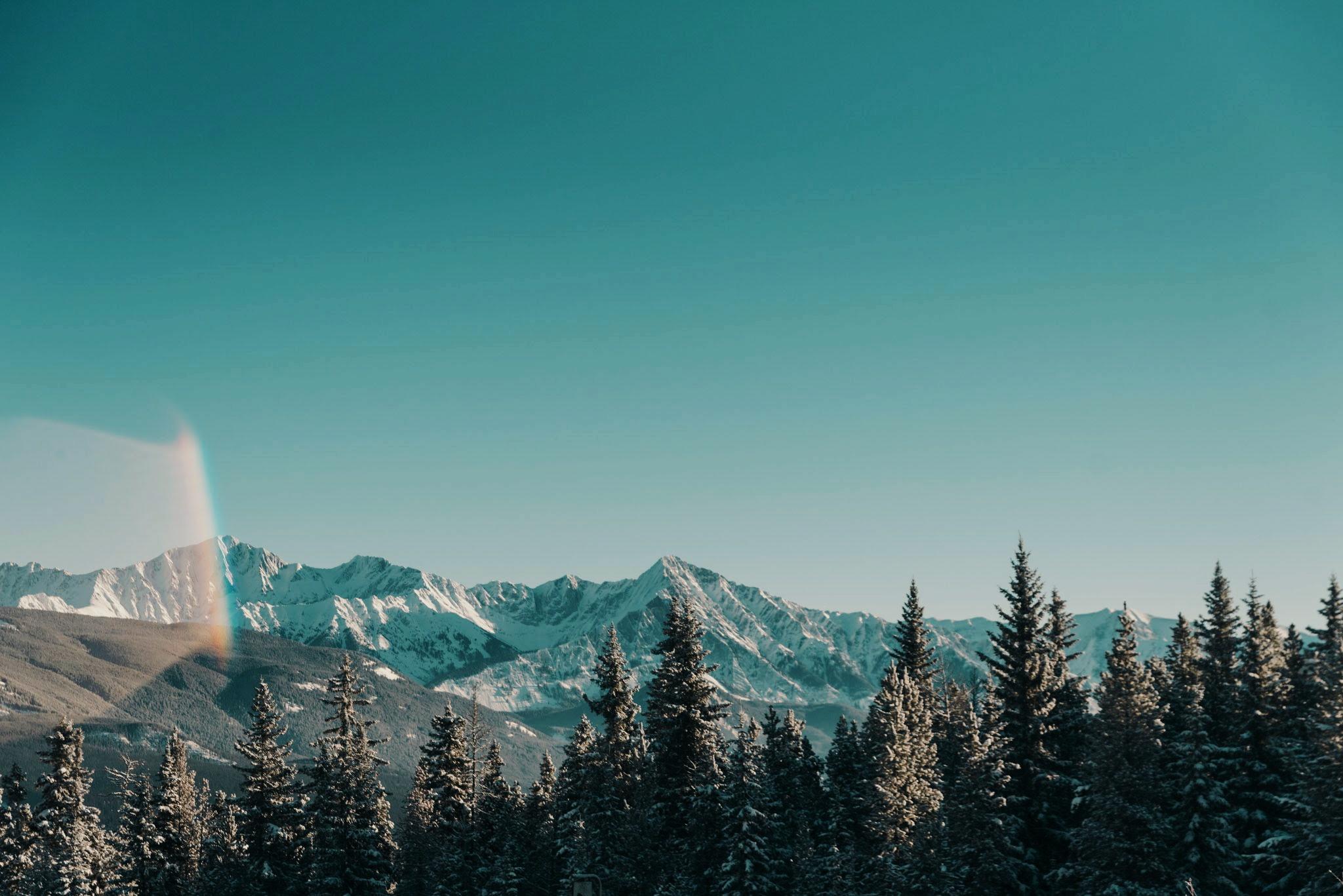 Somewhere in Banff
