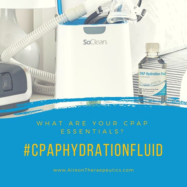 Show us how many people love #CPAPHydrationFluid - post a photo with the hashtag #cpaphydrationfluid or leave us a #cpaphydrationfluid in the comments below #CPAP #CPAPmachine #sleepapnea #aireontherapeutics #cpaphydration #cpaphydrationfluid #cpapwater #obstructivesleepapnea #cpapsafety #cpapproud