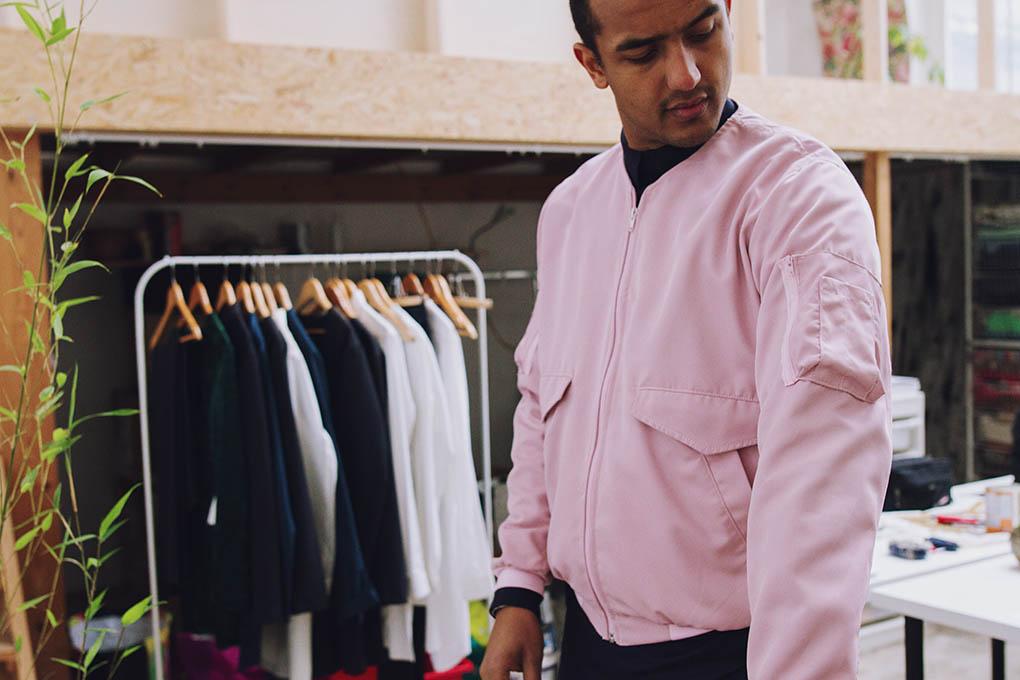 Mansour BADJOKO - Fashion & cloth designer
