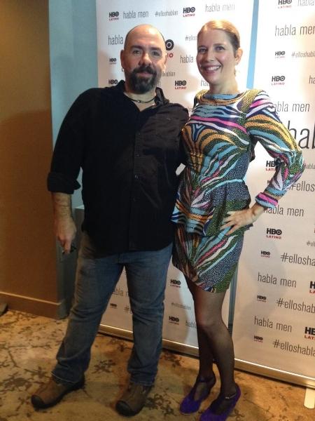 Alberto Ferreras & Trina Bardusco