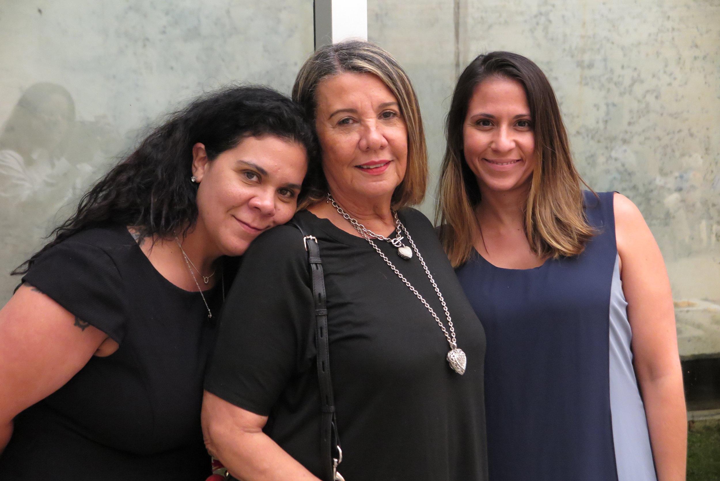 Sabina, Doris, Diana - Fundación Luis Muñoz Marín - 30 de enero de 2019