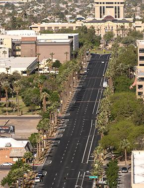 Centennial Way Federal Aid Transportation Enhancement (City of Phoenix).