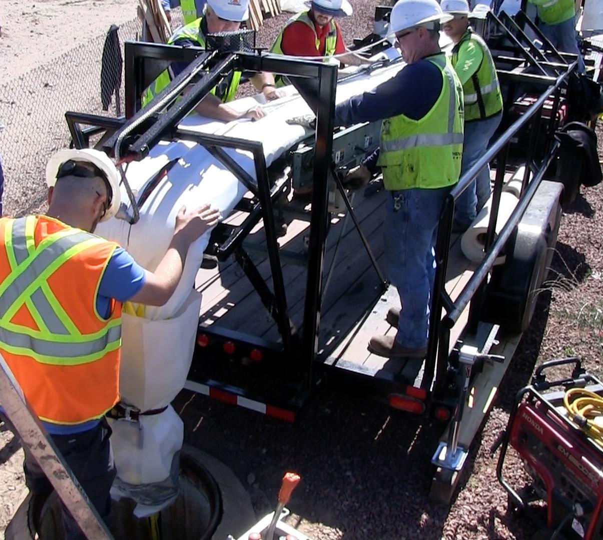 Wastewater Conveyance System JOC