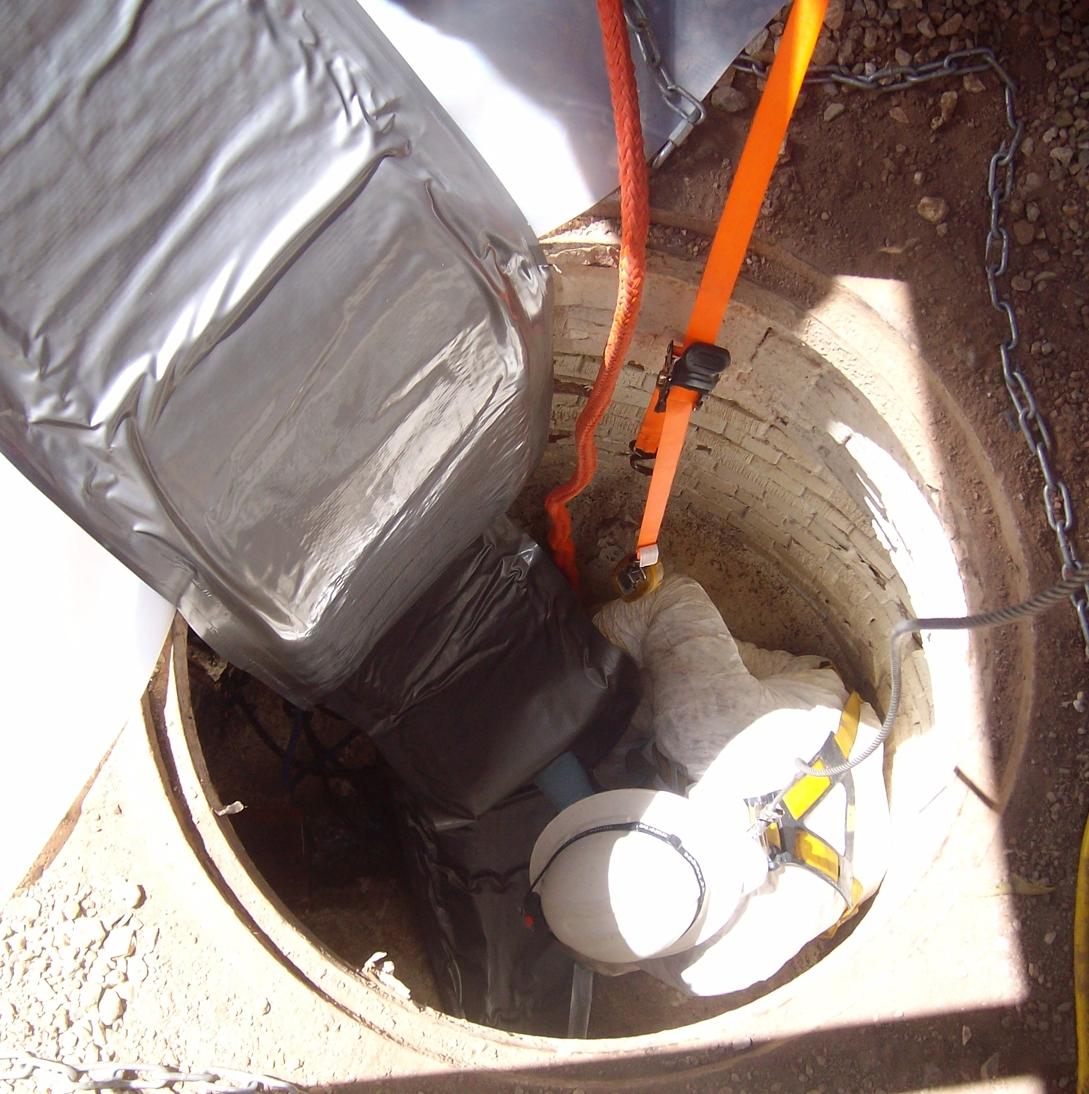 Sanitary Sewer Rehabilitation JOC