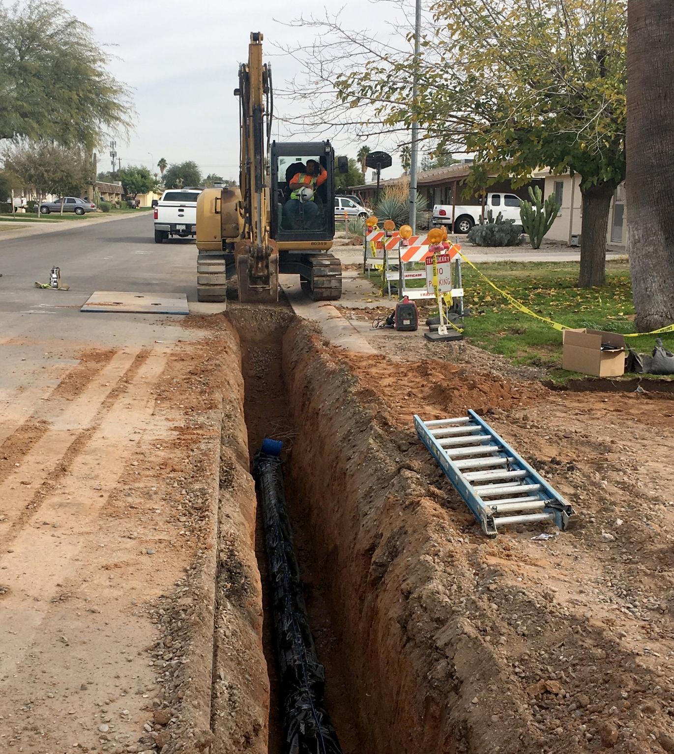 Emergency Waterline Repair JOC