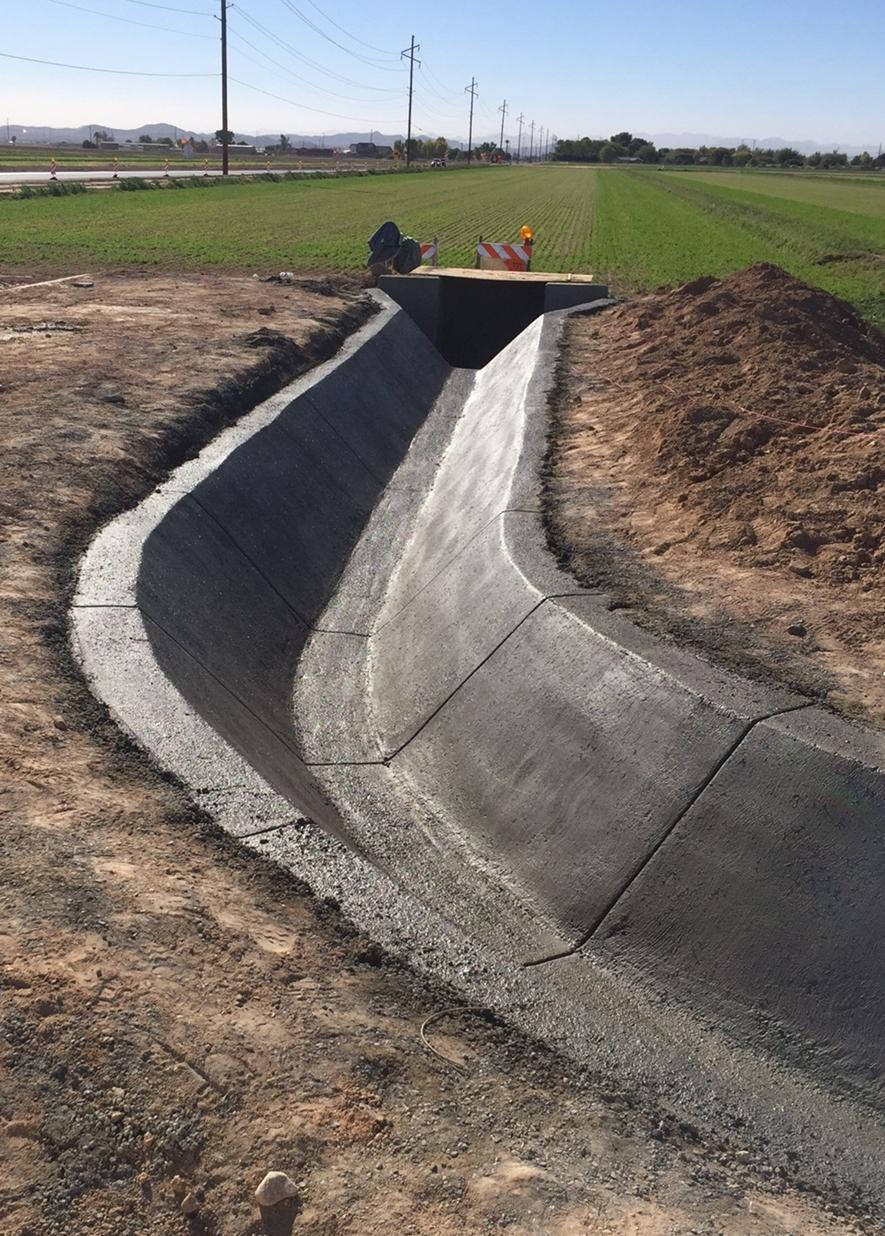 Irrigation Facilities Construction JOC