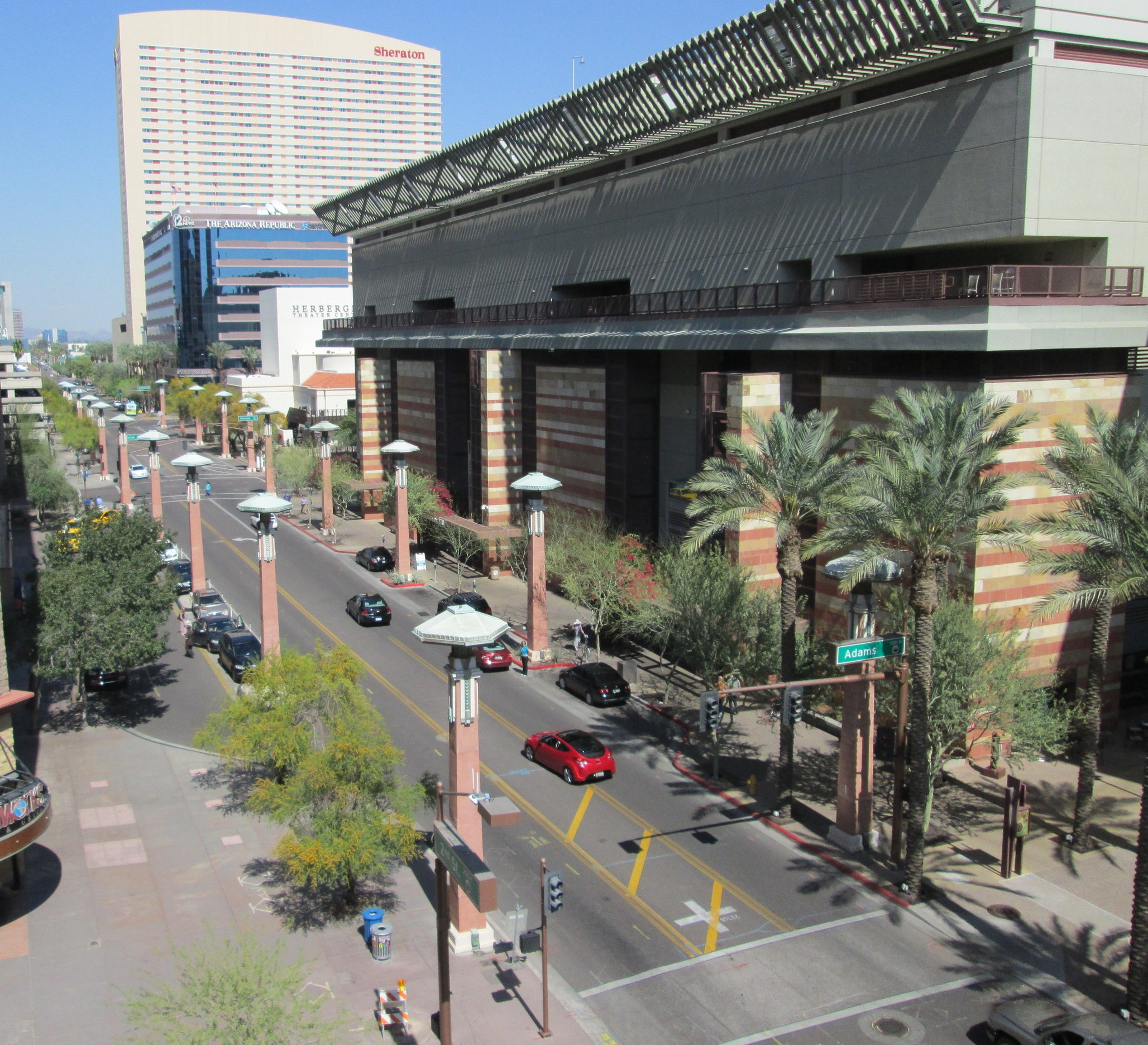 Downtown Phoenix Streetscape Improvements DBB