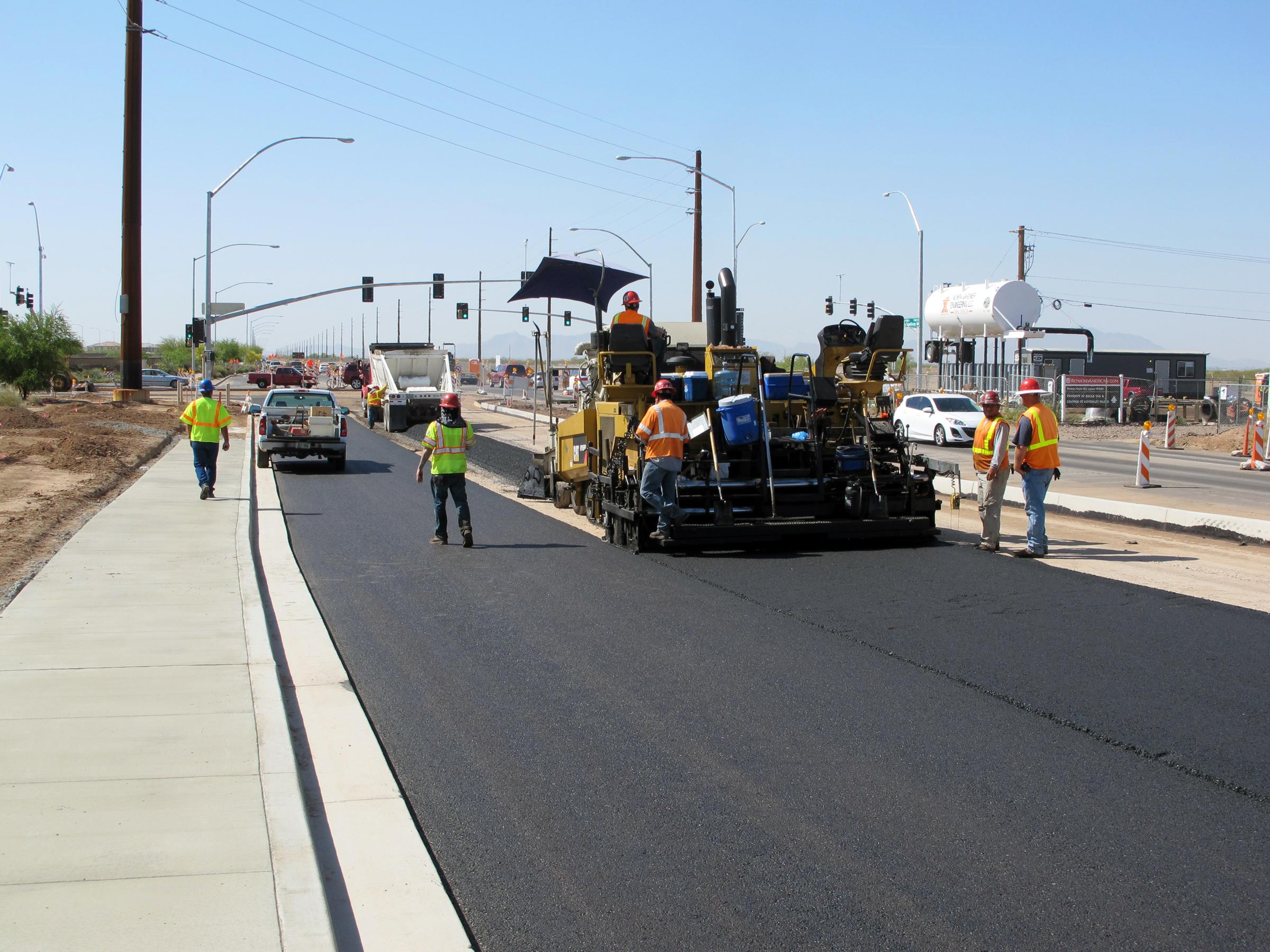 Signal Butte Road Improvements DBB