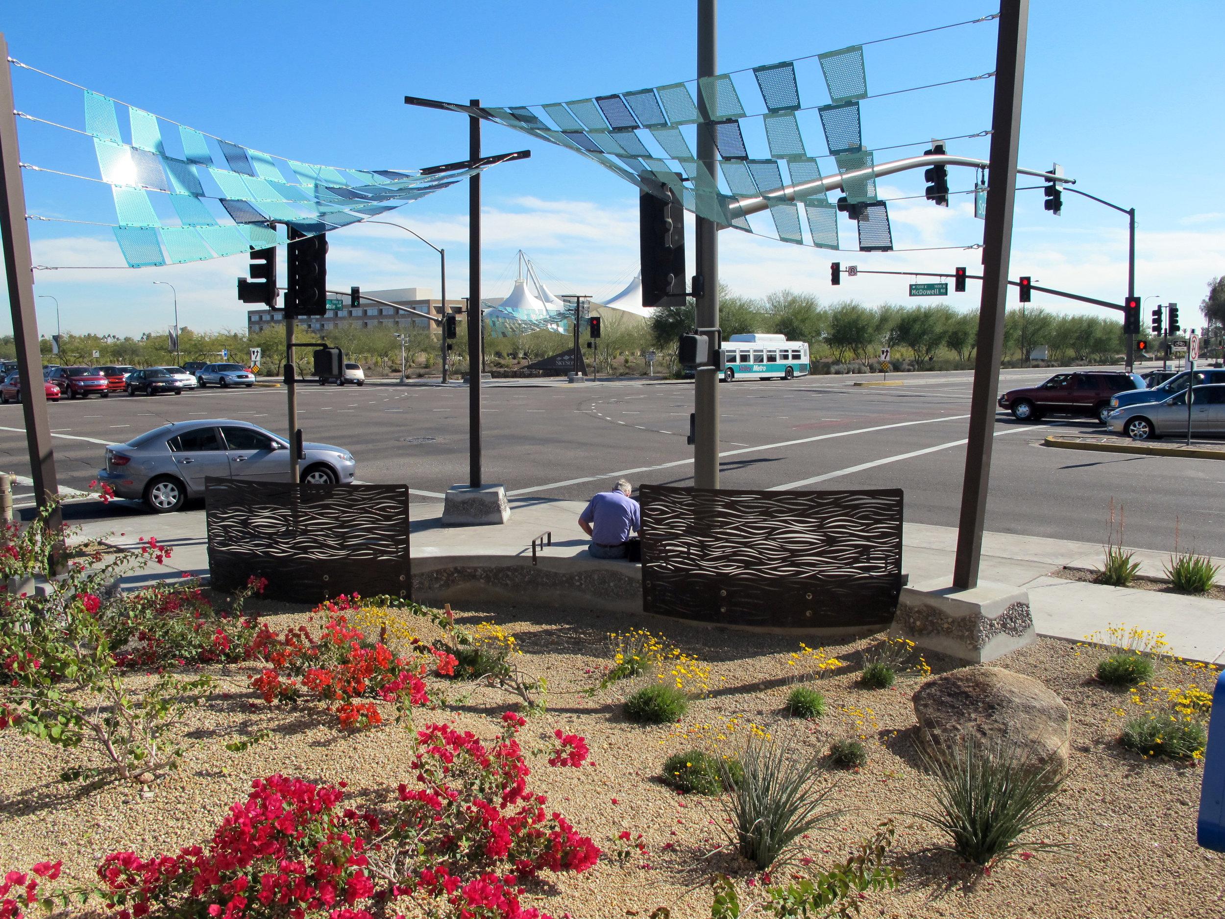 Scottsdale Road Streetscape DBB