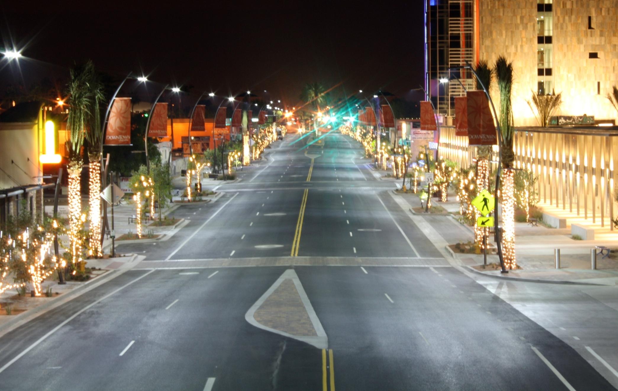 Arizona Avenue Improvements CMAR