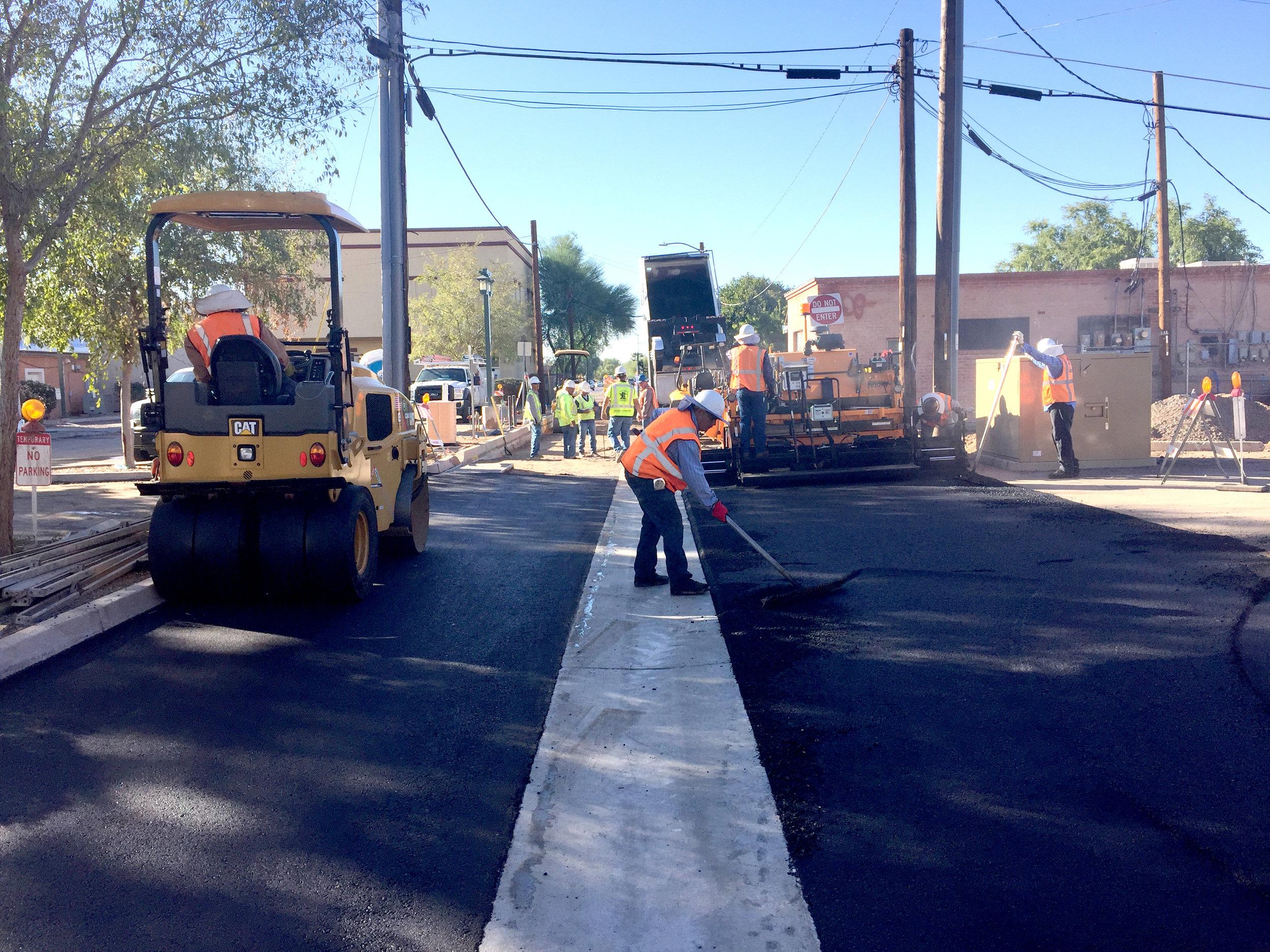 Downtown Infrastructure Improvements CMAR