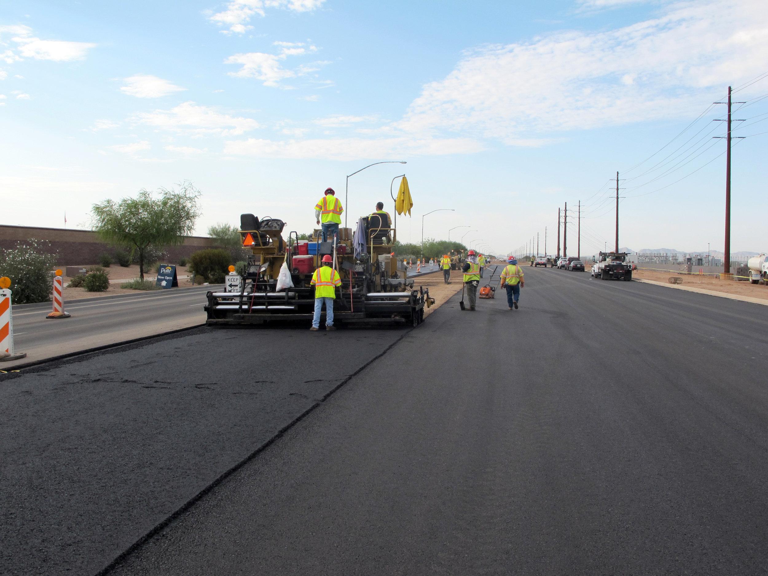 Utilities and Roadway Improvements CMAR