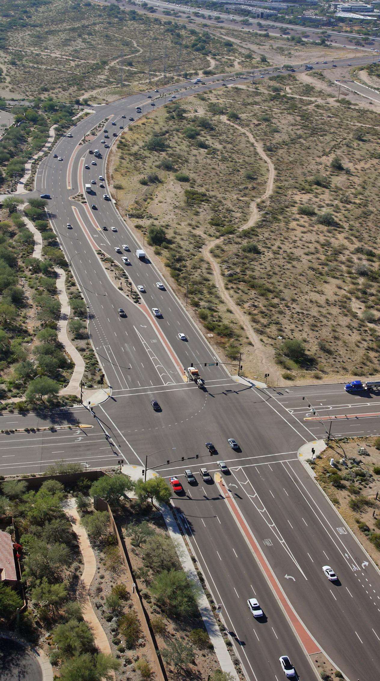 Pima Road Improvements CMAR