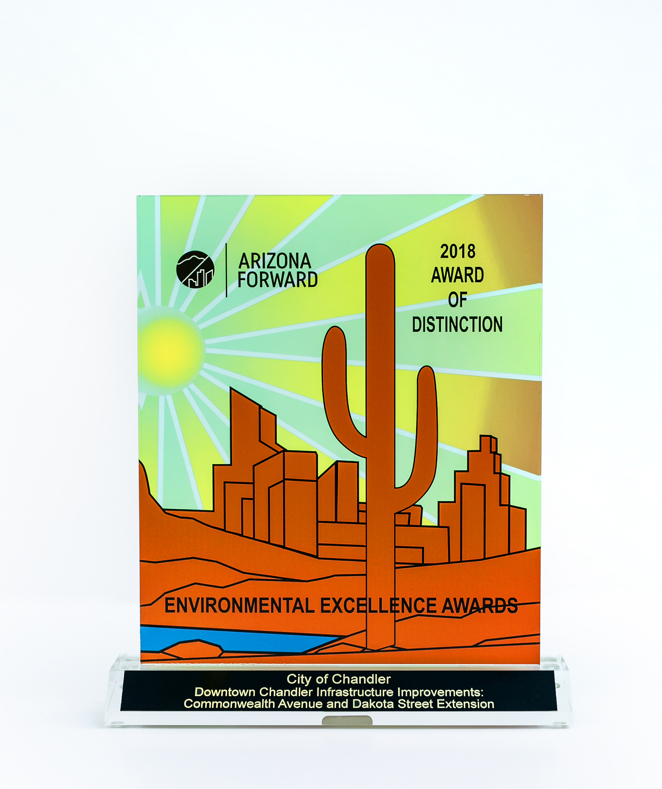 Arizona Forward Environmental Excellence Awards 2018 Award of Distinction - Downtown Chandler Imps.jpeg