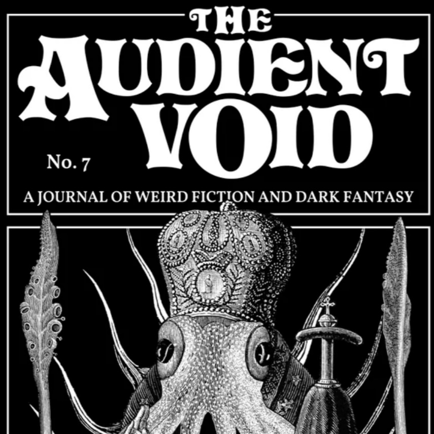 """""""The Salt Witch"""" in  The Audient Void #7"""